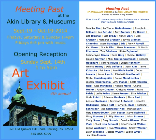 Akin  Meeting Past Poster 2014